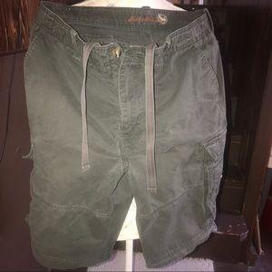 Vintage Eddie Bauer Cargo Shorts